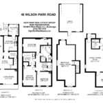 48 Wilson Park Road floorplans