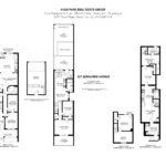 Floorplans on one page